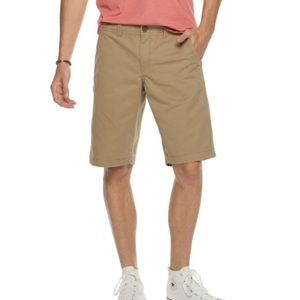 Urban Pipeline Flat Front Classic Chino Shorts 29